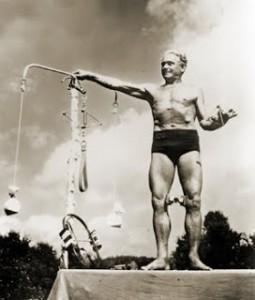 Joseph Pilates - ar livre