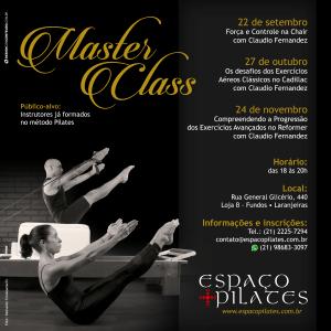 Master Class - Espaço Pilates