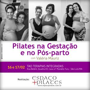 Pilates na Gestação e Pós Parto - São Luís/MA